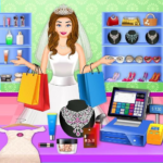 Mall Shopping with Wedding Bride – Dressing Store MOD APK 1.0.3