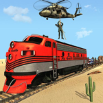Mission Counter Attack Train Robbery Shooting Game MOD APK 1.0.7