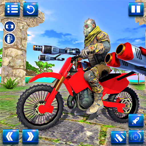 Motorbike Beach Fight – Beach Fighting Games MOD APK 1