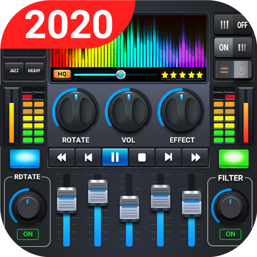 Music Player – 10 Bands Equalizer MP3 Audio Player MOD APK 1.2.2