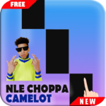 NLE Choppa-Camelot Piano Tiles MOD APK 1.0.5