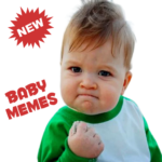 👶 New Baby Memes Stickers WAstickerApps MOD APK 2.3
