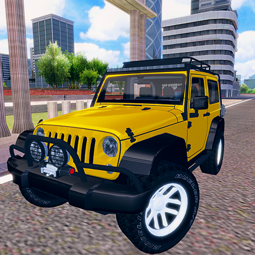 🚙 Off-road Car | Star of the City 🚙✨🌇 MOD APK 1.0