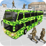 Offroad New Army Bus Game 2019 MOD APK 1.4