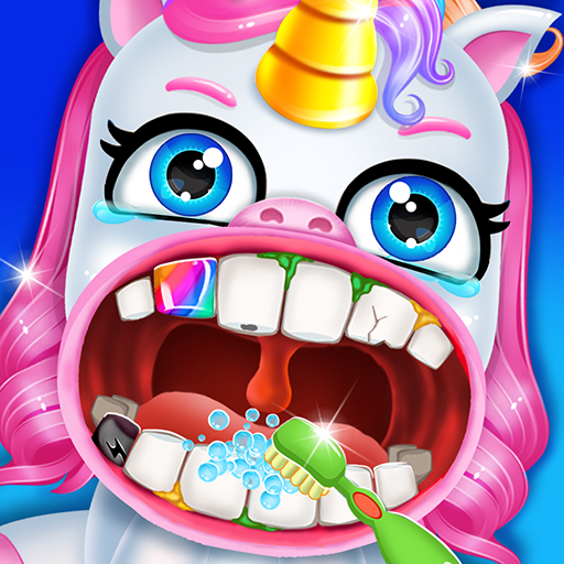 Pet Dentist Dental Care: Teeth Games For Kids MOD APK 0.2