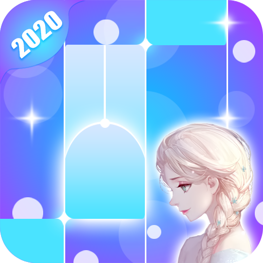 Piano Tiles – Elsa Frozen Game MOD APK 3.0