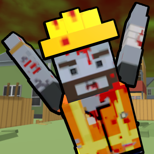 Pixel Zombie Fight VR – Fried Chicken Edition MOD APK 0.9 for Android