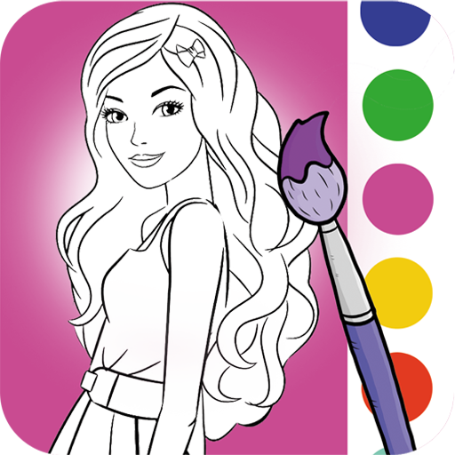 Princess Coloring Book👸🎨 MOD APK 1.1.3