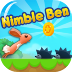 Rabbit Nimble Ben  – Best Funny Game MOD APK 1.0
