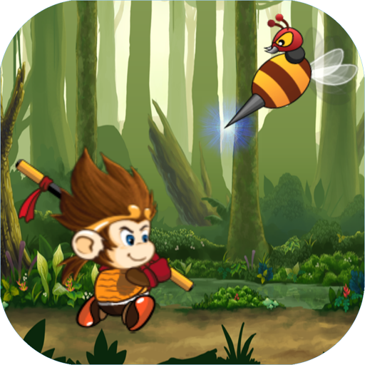 Saga Monk – The Jungle Advenuture MOD APK 1.5