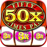 Slot Machine: Triple Fifty Times Pay Classic Slot MOD APK v2.1.6