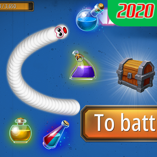 Snake zone : worm Mate Zone Cacing.io MOD APK 1.0.2
