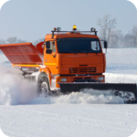 Snow Removal Truck Clean Road MOD APK 1.6.3
