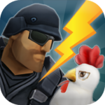 Soldiers & Chickens MOD APK 1.0.0