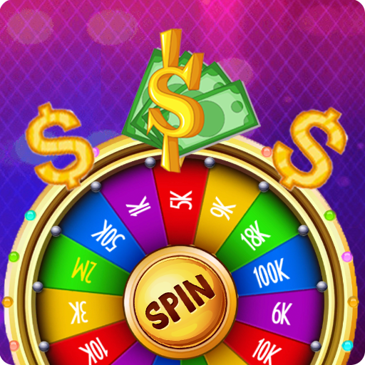 Spin The Wheel – Earn Money MOD APK 1.3.21