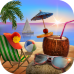 Summer Vacation Hidden Object Game MOD APK 2.8