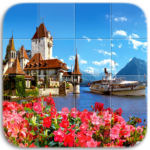 Switzerland Tile Puzzle MOD APK 1.16