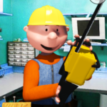Talking Max the Worker MOD APK 12