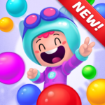 The Bubble Shooter Story™ MOD APK 1.7.10