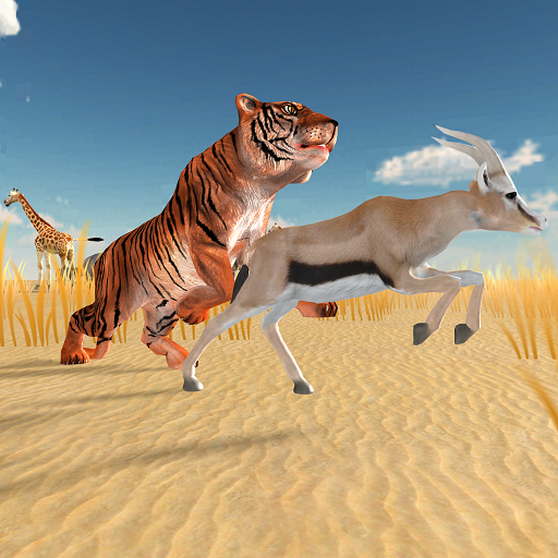 Tiger Family Simulator : Hunt and Survive 2020 MOD APK 1.0