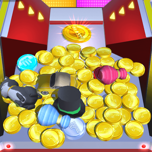 Tipping Point Blast! – Free Coin Pusher MOD APK 5.0
