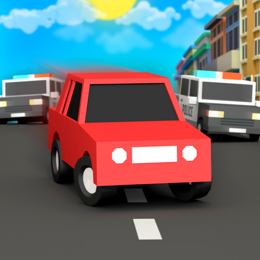 Toon Chase – Run away if you can MOD APK 0.4.0
