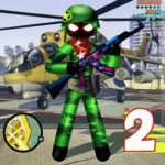 US Army Counter Stickman Rope Hero Crime OffRoad 2 MOD APK 1.1