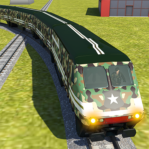 US Army Train Simulator 3D MOD APK 4.2.1
