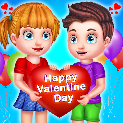 Valentine's Day Party Game MOD APK 1.0.4