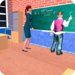 Virtual High School Teacher 3D MOD APK 2.1