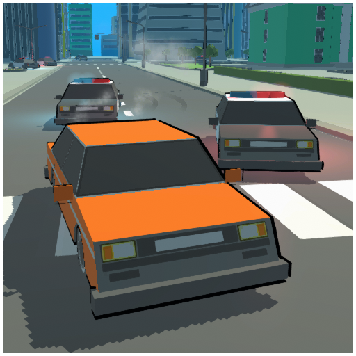 Wanted Driver: Drift Police Car Chase MOD APK 1.0.1