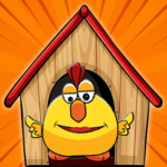 Where is my coop – ChickenDrop MOD APK 1.3