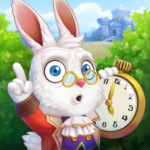 WonderMatch™-Match-3 Puzzle Alice's Adventure 2020 MOD APK 1.22.1