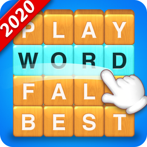 Word Fall – Brain training search word puzzle game MOD APK 3.2.5