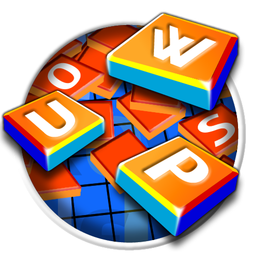 Words Up! The word puzzle game MOD APK 1.303