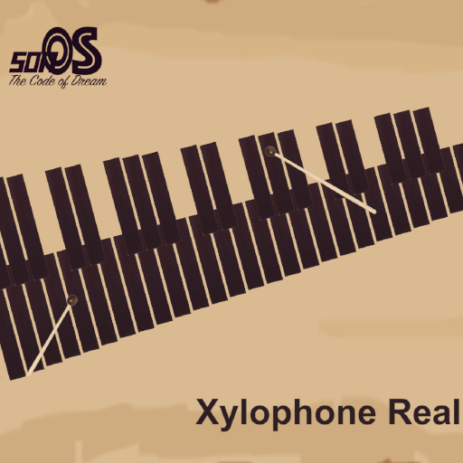 Xylophone Real: 2 mallet types MOD APK 1.1