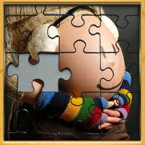 pregnant woman belly Jigsaw Puzzle game MOD APK 7.5