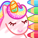 Animated Coloring for Kids MOD APK 1.3.0
