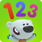 Bebebears: 123 Numbers game for toddlers! MOD APK 1.1.0