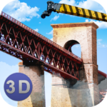 Bridge Construction Crane Sim MOD APK 1.37