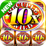 Classic Slots –  Free Casino Games & Slot Machines MOD APK 1.0.412