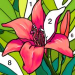Coloring Book – Color by Number & Paint by Number MOD APK 1.5.5