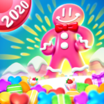 Cookie World — Clash of Cookie & Colorful Puzzle MOD APK 8.7.3