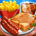 Cooking Cafe Restaurant Girls – Best Cooking Game MOD APK 2.0