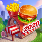 Crazy Chef: Craze Fast Restaurant Cooking Games MOD APK 1.1.34