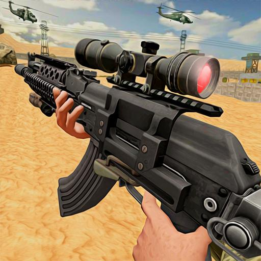 Elite New Sniper Shooting MOD APK 1.1