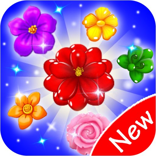 Flower Match Blast – Garden Puzzle Game MOD APK