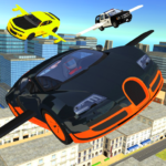 Flying Car Transport Simulator MOD APK 1.24