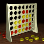 Four In A Line V+, connect 4 board game MOD APK 5.25.61