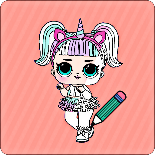 How to Draw Lol Dolls MOD APK 1.0